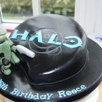 Halo Games Cake