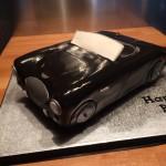 Austin Healey 100 cake