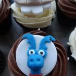 Dr McStuffins cupcakes