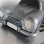 Aston Martin cake