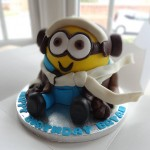 Biggles minion