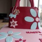 Radley handbag cake