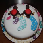 Round robins cake