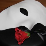 Phantom of the Opera cake