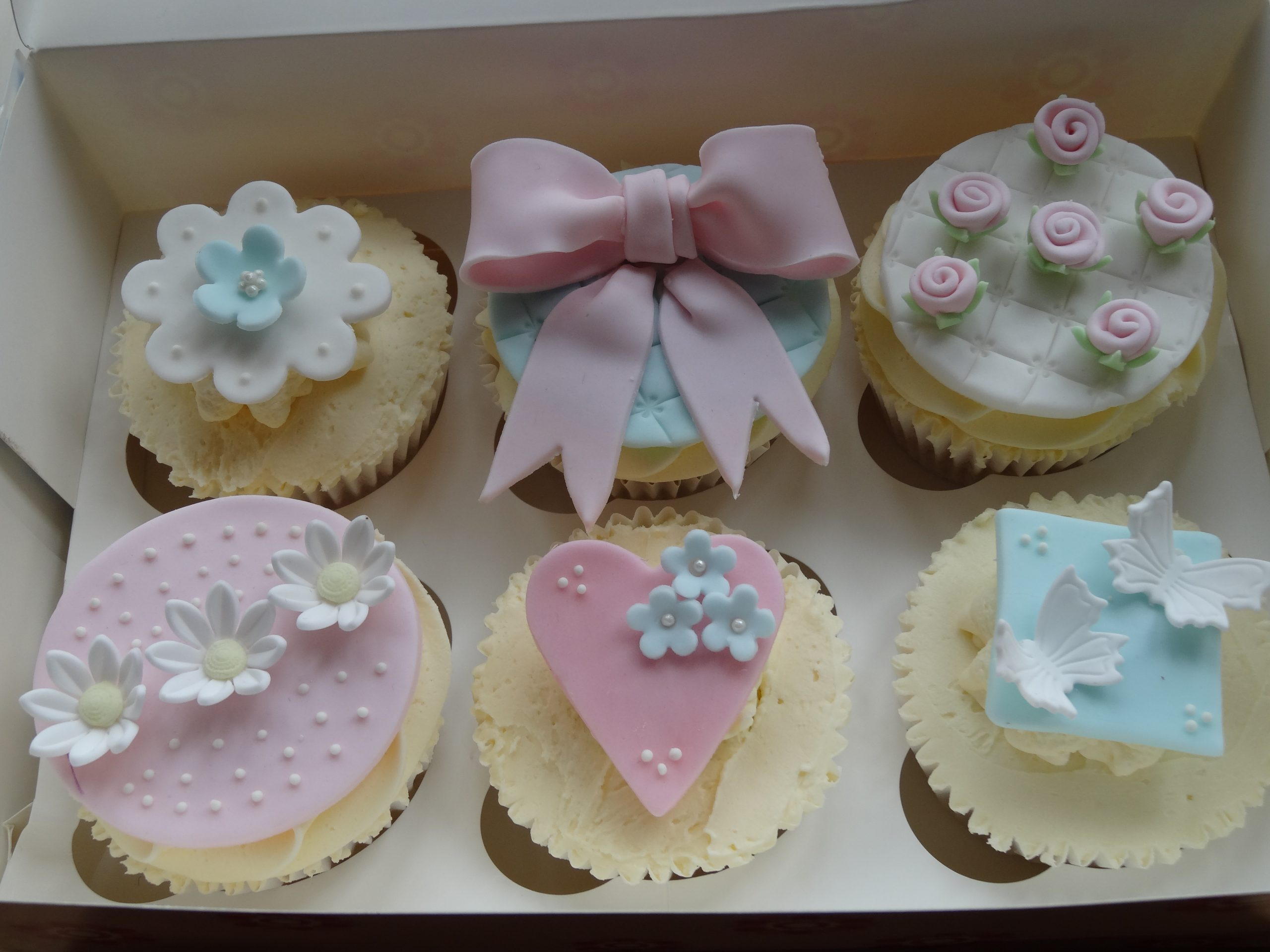 Granny's Vintage Cupcakes