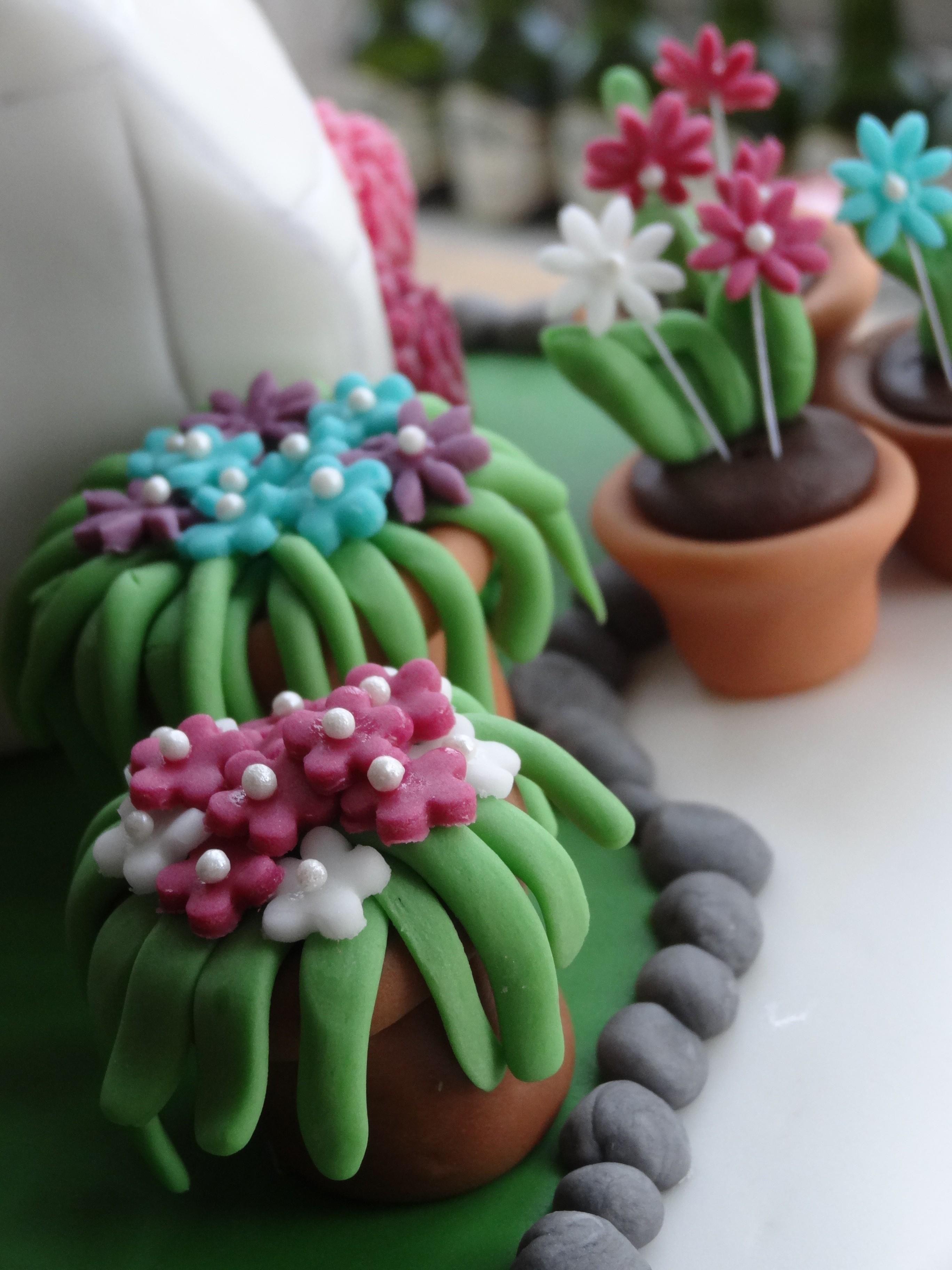 Garaden cake