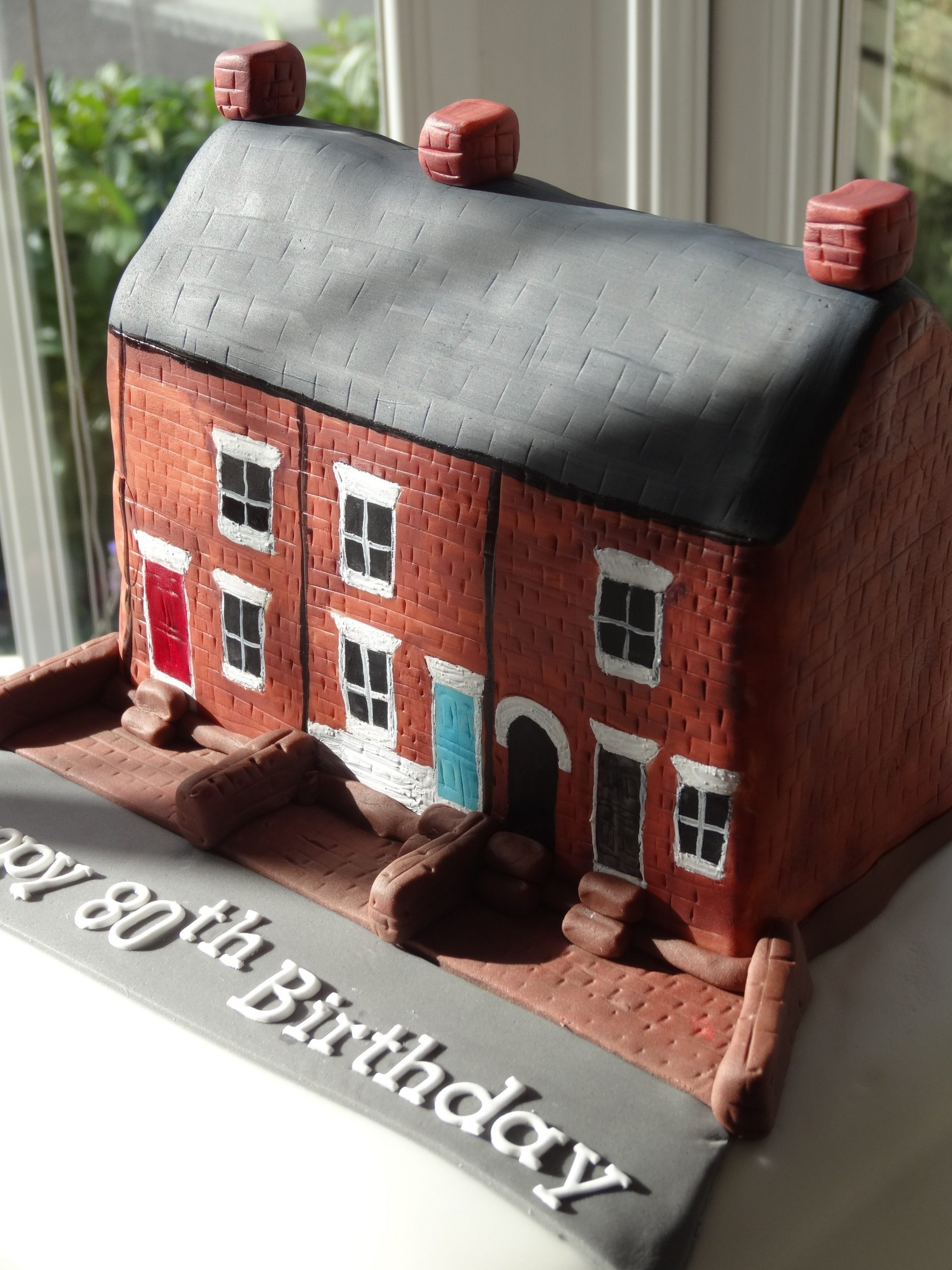 Street cake