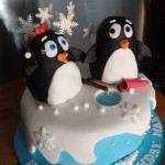 Pim and Pimba cake