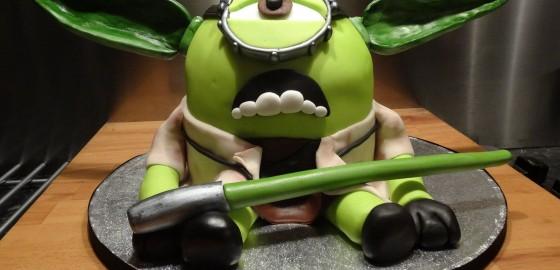 Yoda minion