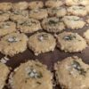 Cheese and Rosemary Sables