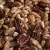 Maple, Sea Salt and Chilli Roast Nuts